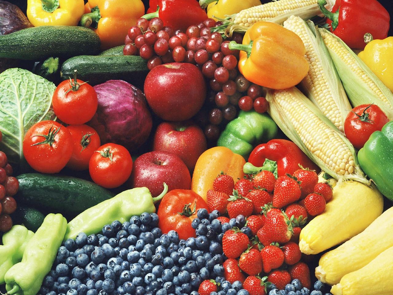 Un motiv în plus să mâncăm fructe și legume