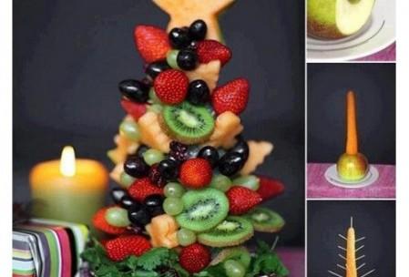 brad din fructe