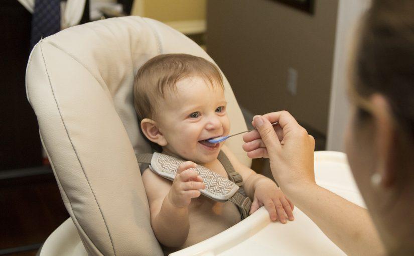 5 greșeli în alimentația copilului