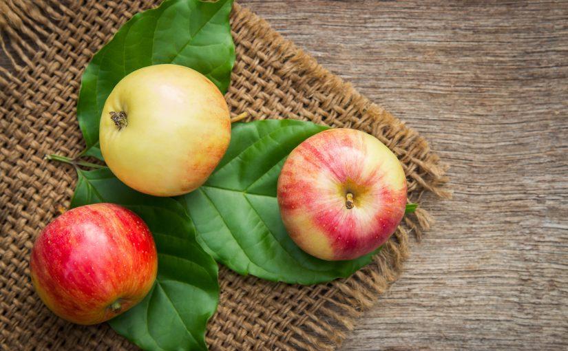 BIOidei: spumă de mere
