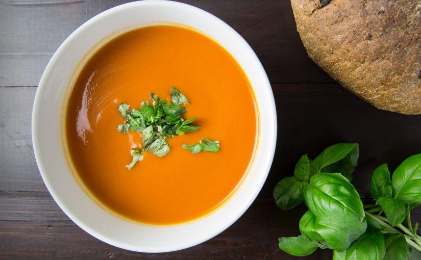 BIOidei: Supă cremă de dovleac