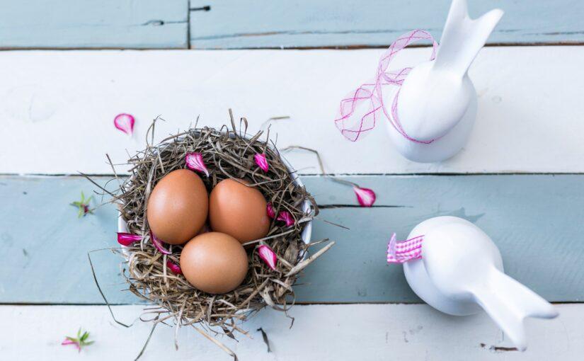 BioIdei: Bunătăți de Paște pentru cei mici